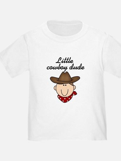 Little Cowboy Dude T
