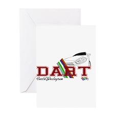 dart Greeting Card