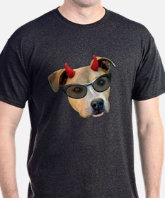Devil Dog Glasses T-Shirt