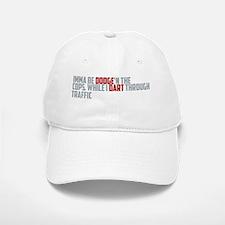 dodge traffic Baseball Baseball Baseball Cap