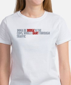 dodge traffic T-Shirt