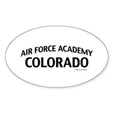 Air Force Academy Colorado Decal