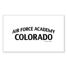 Air Force Academy Colorado Decal