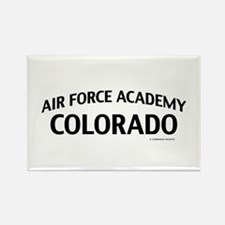 Air Force Academy Colorado Rectangle Magnet