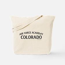 Air Force Academy Colorado Tote Bag