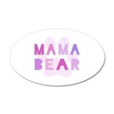 Mama bear Wall Sticker