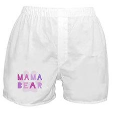 Mama bear Boxer Shorts