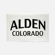 Alden Colorado Rectangle Magnet