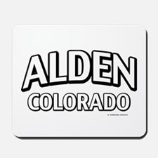 Alden Colorado Mousepad