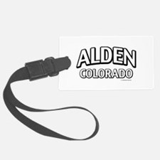 Alden Colorado Luggage Tag