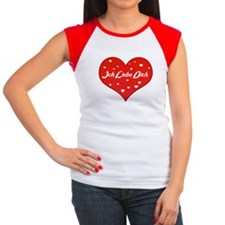 Ich Liebe Dich Women's Cap Sleeve T-Shirt