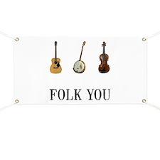 Folk You Banner