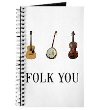 Folk You Journal