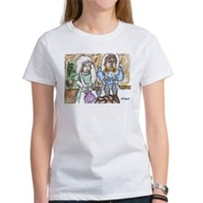Shabbat De Las Judias Puertorriquenas.jpg T-Shirt