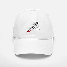 Murder Baseball Baseball Baseball Cap