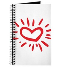Lovely Heart Journal