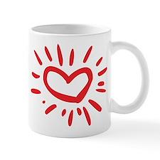 Lovely Heart Mug