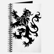 Heraldry Lion Journal