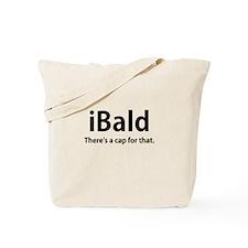 iBald Tote Bag