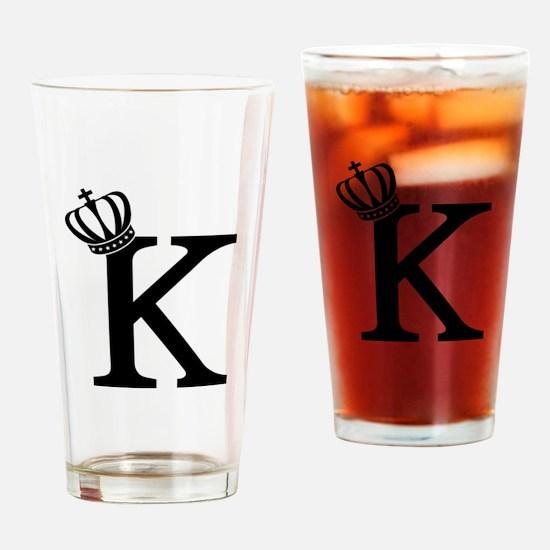 CSAR King Drinking Glass