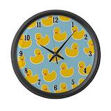 Rubber duck Giant Clocks