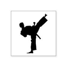 Karate Sticker