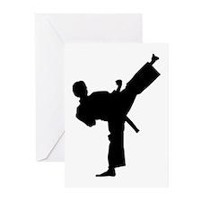 Karate Greeting Cards (Pk of 20)