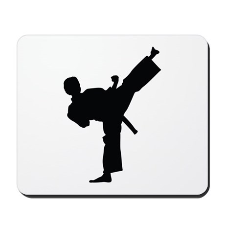 Karate Mousepad