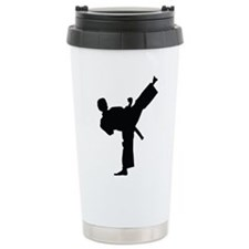 Karate Travel Mug