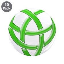 "Celtic Knot 3.5"" Button (10 pack)"