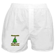 Pharmacists help keep your ho Boxer Shorts