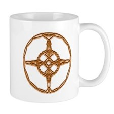 Celtic Knot Cross Mug