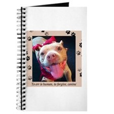 To err is human, to forgive, canine. Journal