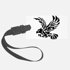 Tribal Eagle Luggage Tag
