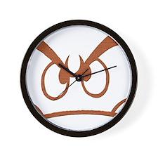 Baddy Wall Clock