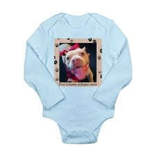 To err is human, to forgive, canine. Body Suit