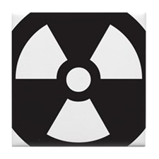 Nuclear Tile Coaster