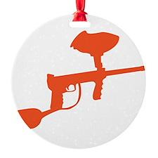 Paintball Gun Ornament