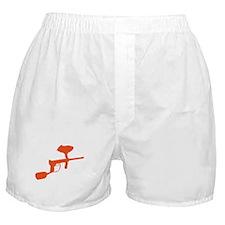 Paintball Gun Boxer Shorts