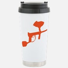 Paintball Gun Travel Mug