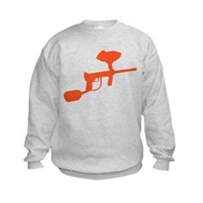 Paintball Gun Sweatshirt
