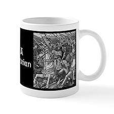 Arthur at Badon SCA Equestrian Mug