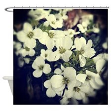 blossoms brandon Shower Curtain