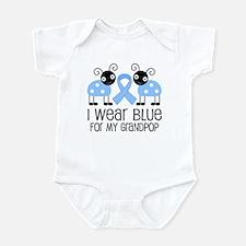 Grandpop Light Blue Awareness Infant Bodysuit