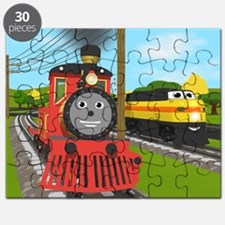 Shawn and Donald Puzzle