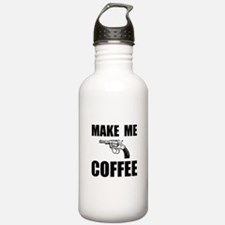 Make Me Coffee Water Bottle