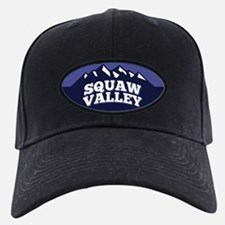Squaw Valley Midnight Baseball Hat