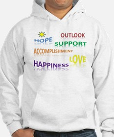Positive Thoughts Hoodie