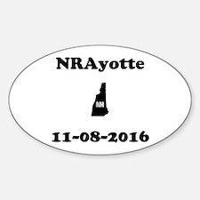 NRAyotte Bumper Stickers