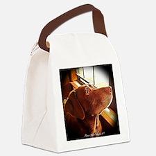 Ch Lab 2 Canvas Lunch Bag